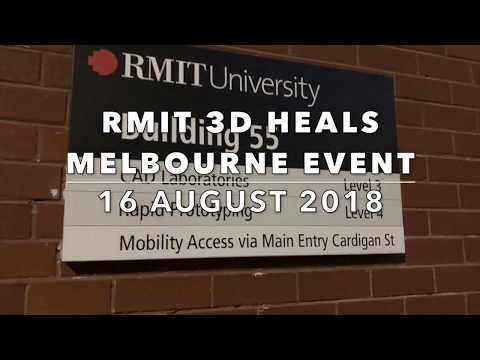 3D Heals Melbourne 16 August 2018 Entire Session